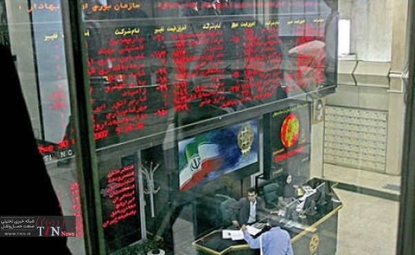 بورس تهران در ریل ریزش