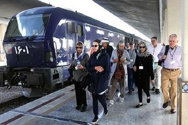 اعلام برنامه قطارهای گردشگری رجا