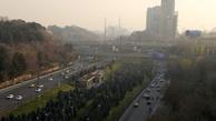 شهر تهران با آلودگی صوتی، هوا و خاک دست به گریبان است