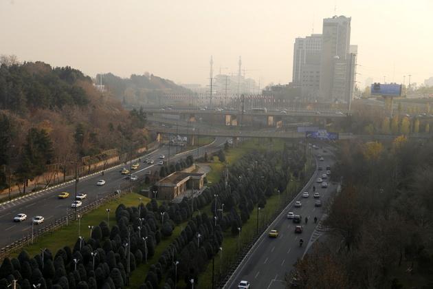 تشدید آلودگی هوا در پنج کلانشهر/از تردد غیرضروری بپرهیزید