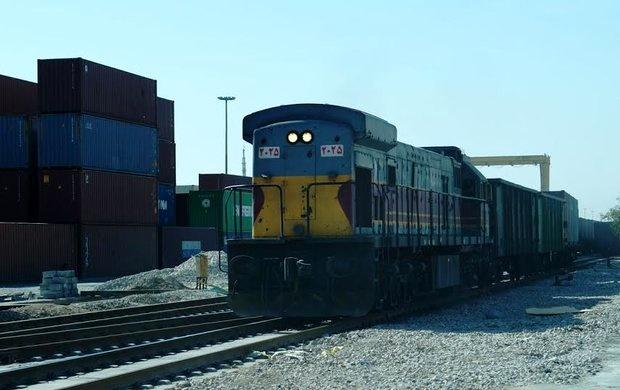 پیشرفت ۷۰ درصدی تحقق برنامه ترانزیت و حمل بار راهآهن