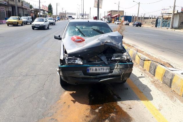 تلفات جانی سوانح رانندگی در باشت ۵۰ درصد کاهش یافت