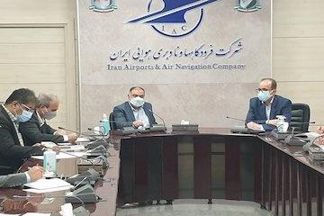 بهرهبرداری از طرح بهسازی باندهای پرواز فرودگاه مهرآباد