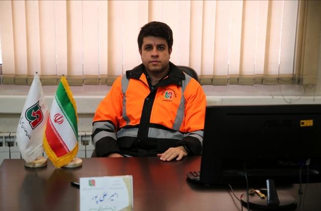 نصب ۲هزار و ۹۴ عدد تابلو و علایم ایمنی در راههای استان قزوین