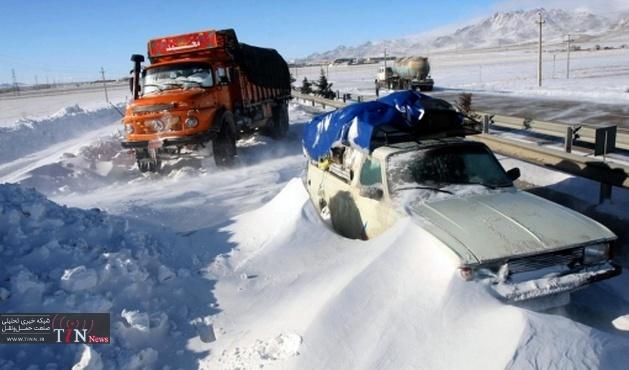 راه ارتباطی ۶ روستای زنجان بازگشایی شد