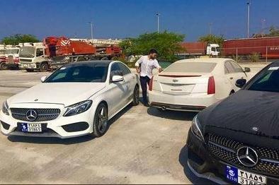 گرانی بیسابقه خودرو در جزیره کیش