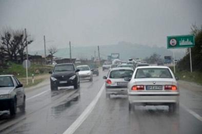 مسیرهای ارتباطی استان بوشهر باز است/ تردد روان خودروها