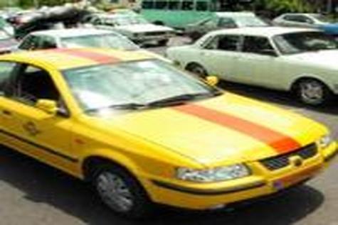 تعویض تنها ۱۰۰ دستگاه از ۳ هزار و ۵۰۰ تاکسی فرسوده تبریز