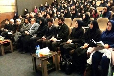 رونمایی از راهنمای مدیریت خدمات سبک زندگی سالم در خانه های سلامت مناطق ۲۲ تهران