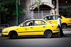 جریمه میلیونی تاکسیهای پلاک شهرستان
