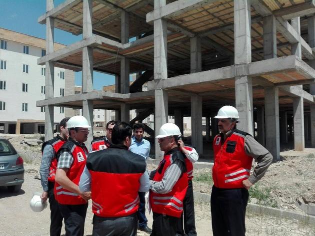 2032  واحد مسکن مهر گلستان شهر بجنورد توسط کمیته نظارت بازدید شد