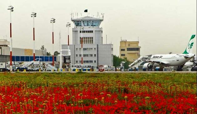 اجرای 40 پروژه عمرانی و توسعهایی در فرودگاههای کشور