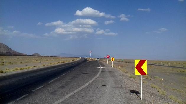 بستن جاده جم - فیروزآباد به تعویق افتاد
