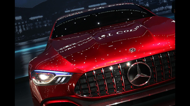 All Mercedes-AMG Models Launching From 2021 To Be Electrified