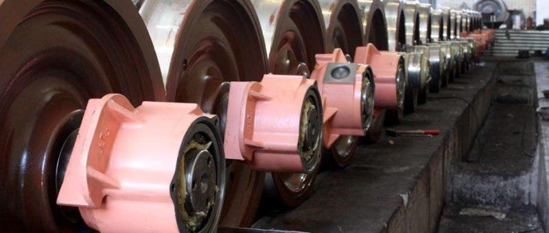 عیدی شرکت تراورس راه آهن پیشتازی راهآهن اراک در تعمیر اساسی واگنهای باری