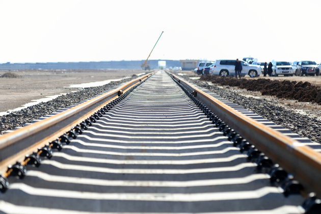 ترانزیت کالا بین چین و اروپا از مسیر ایران با افتتاح راهآهن خواف-هرات