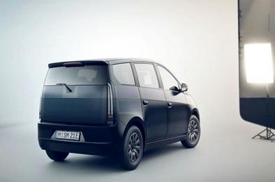 تولید خودروی الکتریکی با امکان شارژ باتری ها با انرژی خورشیدی