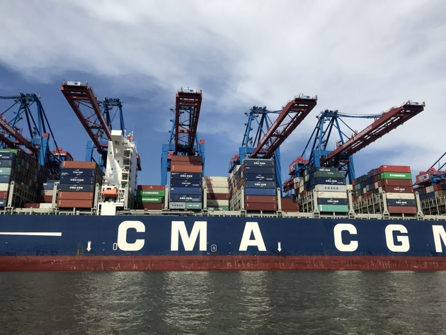 CMA CGM Seals Deal to Sell Stakes in 10 Port Terminals to Terminal Link