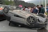 دو کشته درسوانح رانندگی چهارمحال وبختیاری