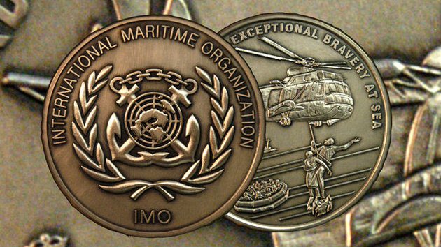 American rescuer who saved four to be recognized with IMO bravery accolade