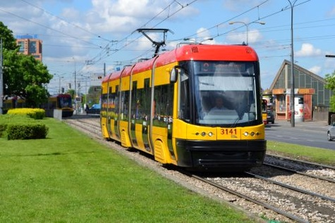 Warsaw cancels tender for up to 213 trams