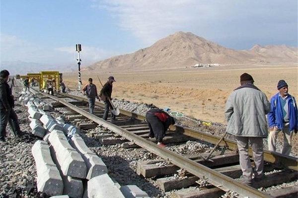پروژه ریلی که پس از 13 سال هنوز تکمیل نشده است