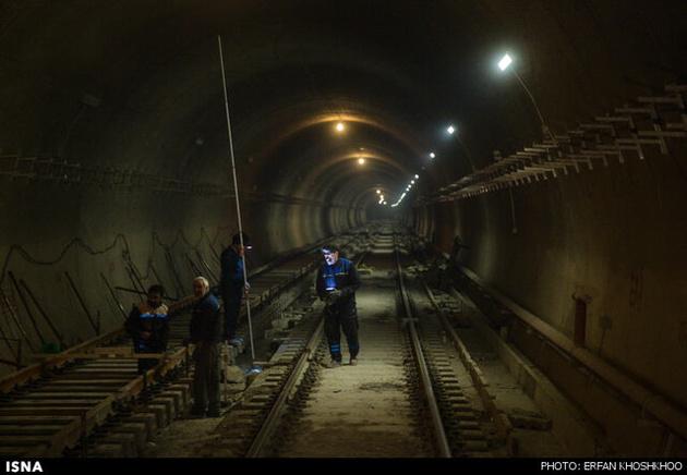 مهلت 72 ساعته پیمانکار مترو اهواز برای رفتن یا ماندن