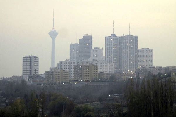 سرمنشأ آلودگی هوای پایتخت