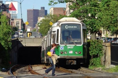 Constructor chosen for Boston Green Line extension