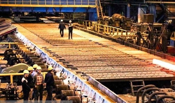 حمایت راهآهن از تولید ملی با خرید ریل ملی