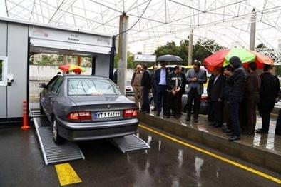 راه اندازی مرکز سیار معاینه فنی خودرو در بوستان «شهید حججی»، به زودی