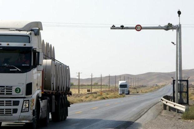 نصب سامانه هوشمند ثبت تخلف در جادههای خراسان شمالی