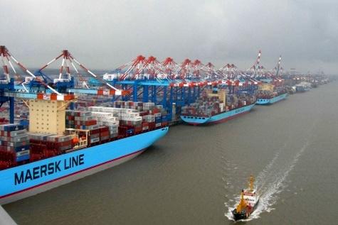 کشتیرانی CGM فرانسه فاصله خود را با مرسک و MSCکم میکند