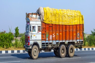 IRU in Delhi this week as India's first TIR transports come into sight