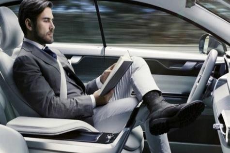 خواب راحت در حین رانندگی با نسل جدید خودروی خودران