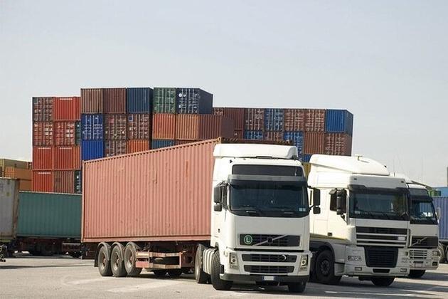 کامیونهای روسی مجوز تردد در مازندران میگیرند