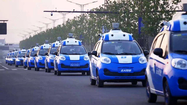 Baidu and Microsoft collaborate to advance autonomous driving though the cloud