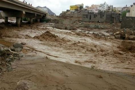 سیل هشت میلیارد ریال به راههای خراسان شمالی خسارت زد