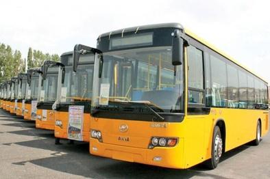سرویس دهی ناوگان اتوبوسرانی مشهد افزایش یافت