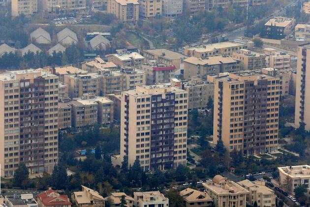هوای تهران همچنان ناسالم