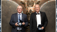 Flame-defying maritime pilots recognized with IMO bravery accolade