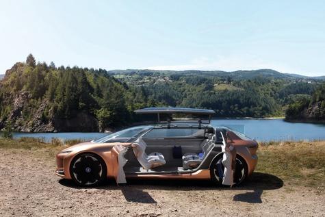 رونمایی رنو از خودروی خاص و عجیبش