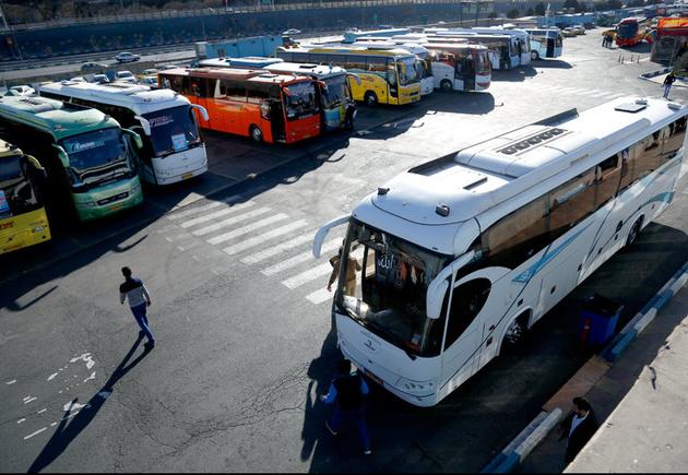 لغو ️پروانه فعالیت ۱۳ شرکت حملونقل در کرمانشاه