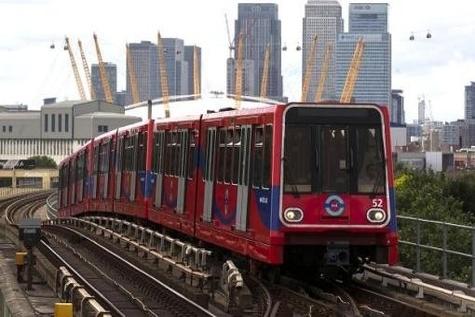 Docklands Light Railway strike disrupts driverless Tube theories