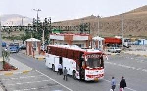 30 درصد صندلی اتوبوسهای خراسان رضوی خالی ماند