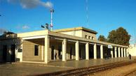بازدید وزیر راه از ایستگاه راه آهن قزوین