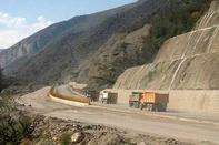 ساخت آزادراه تهران - شمال سرعت گرفته؛ مردم زودتر به شمال میرسند