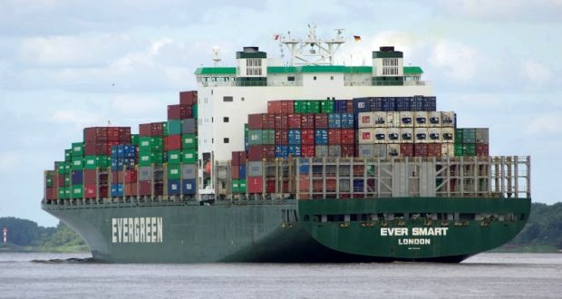 Containership loses 42 containers off Japan