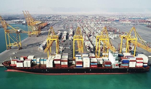 بیش از 65 میلیون تن جابهجایی کالا در بزرگترین بندر ایران