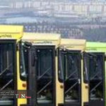 بازسازی ۸۲ اتوبوس درکرمانشاه / اجرای طرح کارت بلیت تا پایان شهریور
